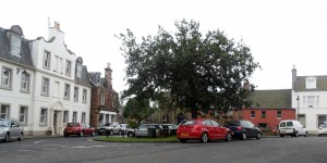 East Linton Square