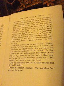 The last paragraph